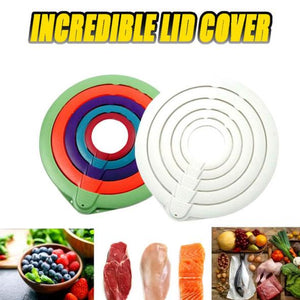 Vacuum Preservation Cover-5PCS