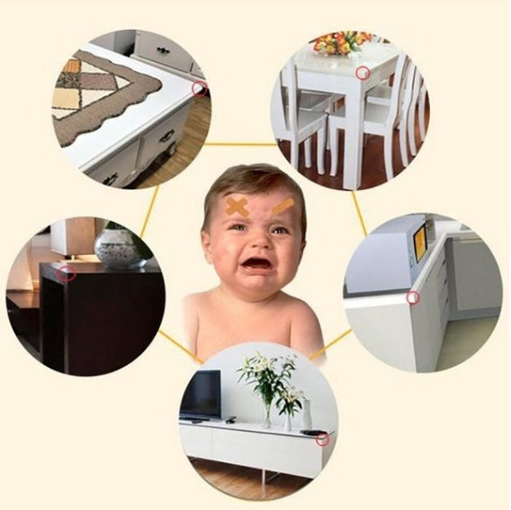 Soft Baby Proofing Corner Guards & Edge Protectors(2020 New Version)