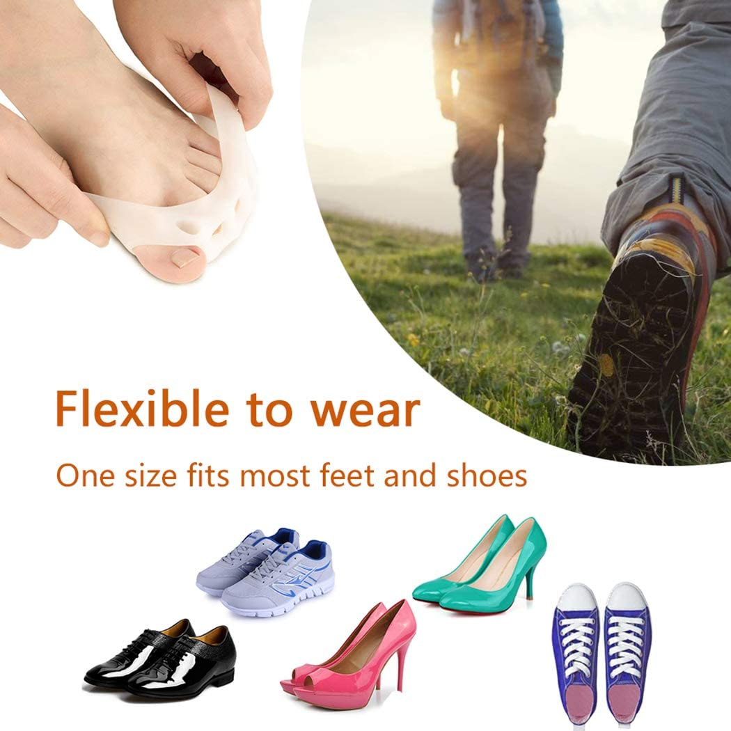 Silicone anti-slip anti-wear high-heel insole