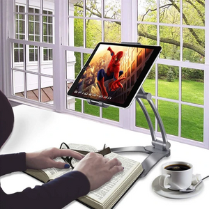 2-in-1 mobile phone/ipad tablet stand