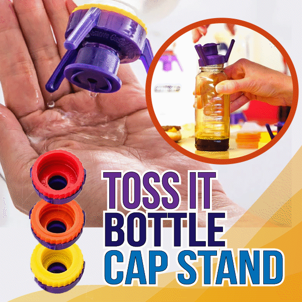 Stand Bottle Cap(3-6PCS)