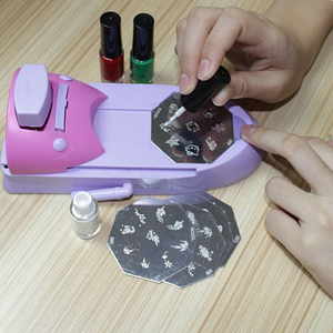 DIY Nail Art Drawing Machine(buy 2 free shipping)