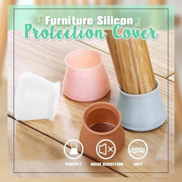 Furniture Silicon Protection Cover(4 PCS for only $ 2.99)