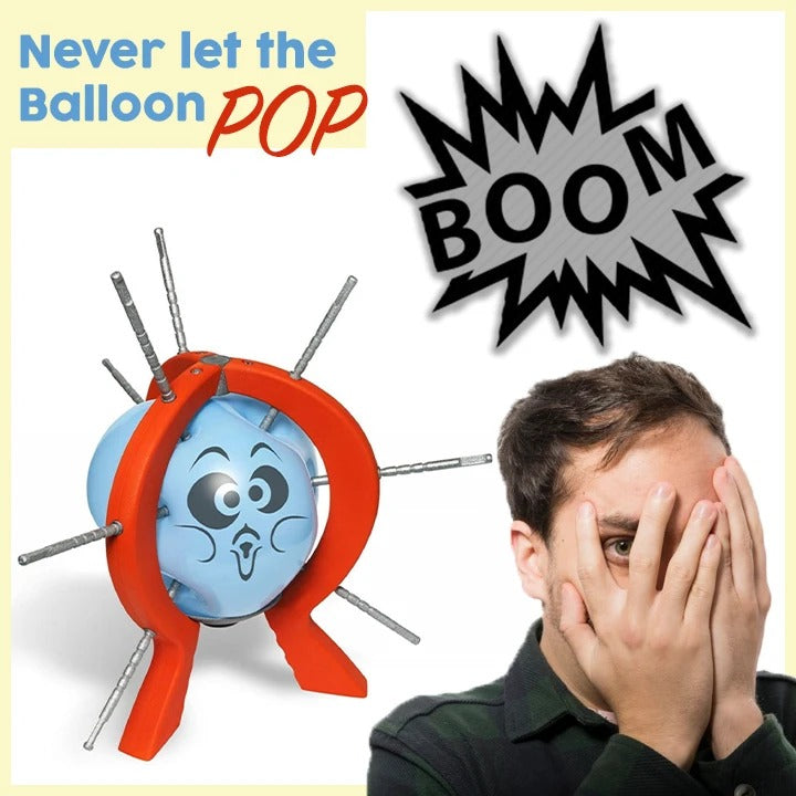 2020 New Version Lucky Balloon Popping Game(BUY 2 FREE SHIPPING)