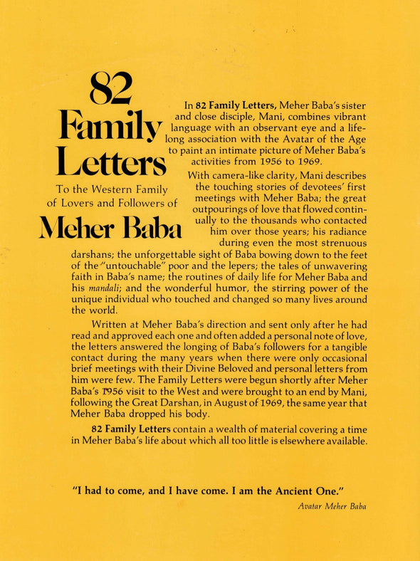 82 Family Letters