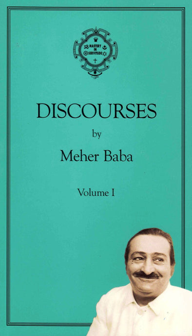 Discourses by Meher Baba 6th Edition (4 Volume Set)