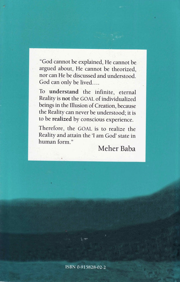 God Speaks by Meher Baba