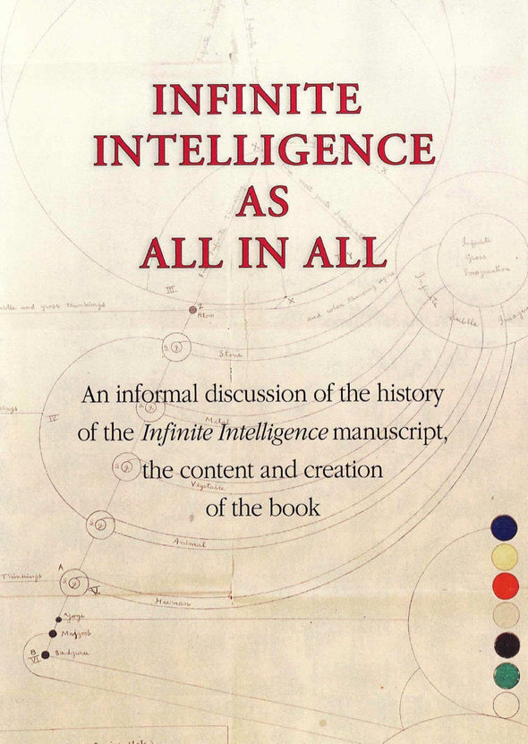 Infinite Intelligence As All in All