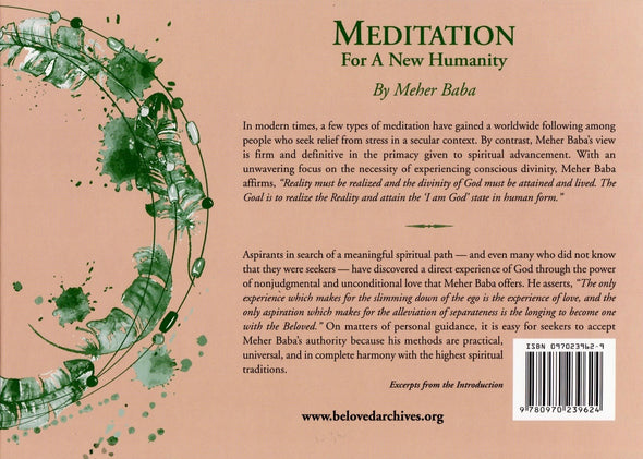 Meditation for a New Humanity
