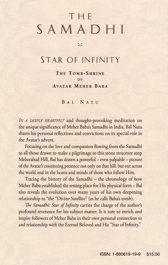 The Samadhi, Star of Infinity