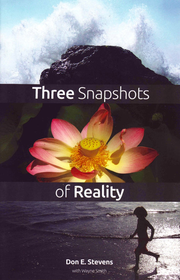 Three Snapshots of Reality, by Don Stevens