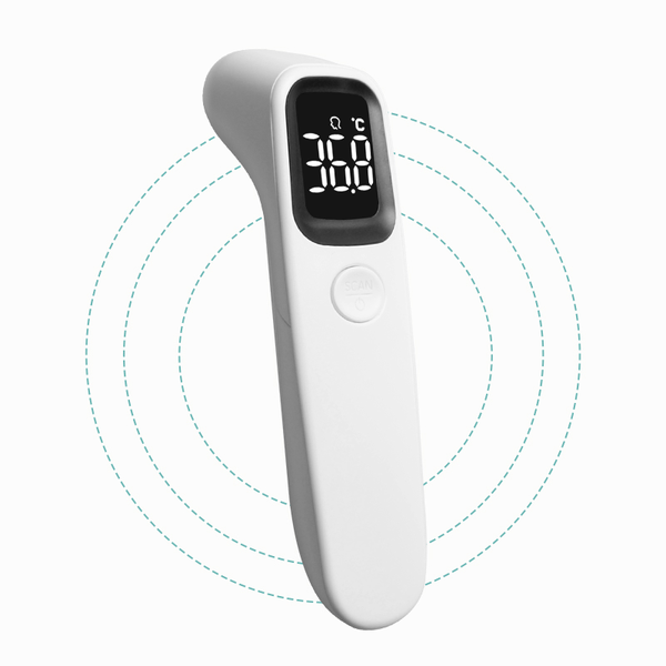 Infrared Thermometer Digital Non-Contact for Fever with Alarm and Memory Function