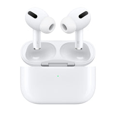 White Pods Pro - Bluetooth 5.0 Headphones With Charging Box - The Electronic