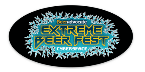 Extreme Beer Fest: Cyberspace Sticker