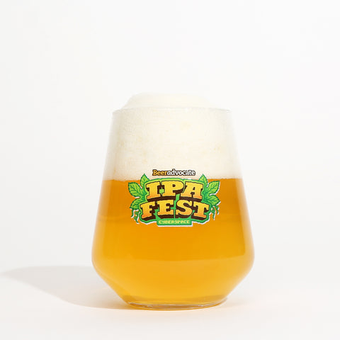 IPA Fest in Cyberspace Glass