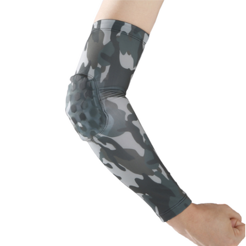 Glyde Camo Padded Original Shooter Sleeve - Single Sleeve
