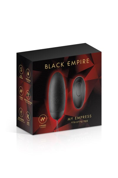 "Oeuf vibrant USB ""Black empire"""