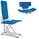 Invacare Bath Lift, Aquatec J, Reclining Back Wide - BC MedEquip Home Health Care