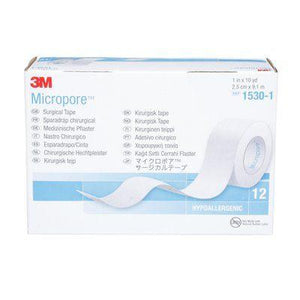 Micropore™ Surgical Tape, Non-Sterile - BC MedEquip Home Health Care