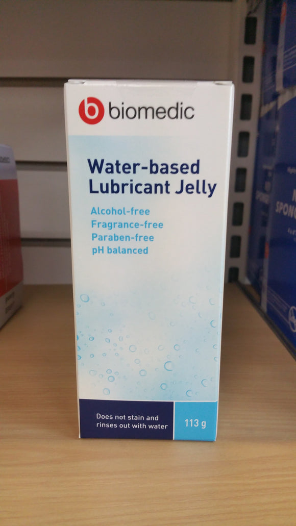 Water-Based Lubricant Jelly - BC MedEquip Home Health Care