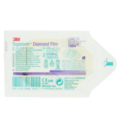 Tegaderm™ Film Dressing, Diamond Pattern - BC MedEquip Home Health Care