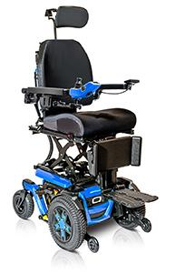 Quantum 4Front Power Wheelchair - BC MedEquip Home Health Care