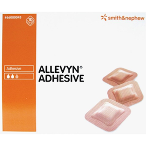 ALLEVYN Adhesive and ALLEVYN Adhesive Sacrum - BC MedEquip Home Health Care