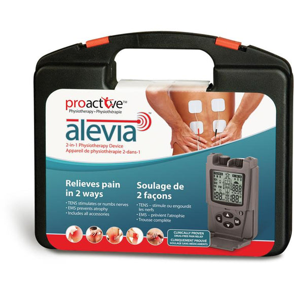 TENS 2-in-1 Physiotherapy Device Alevia™ - BC MedEquip Home Health Care