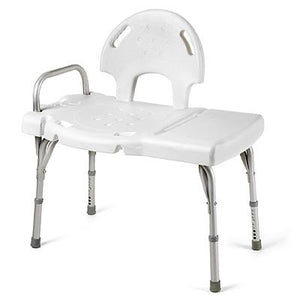 Bath Transfer Bench Heavy Duty Invacare I-Class - Partially Assembled - BC MedEquip Home Health Care