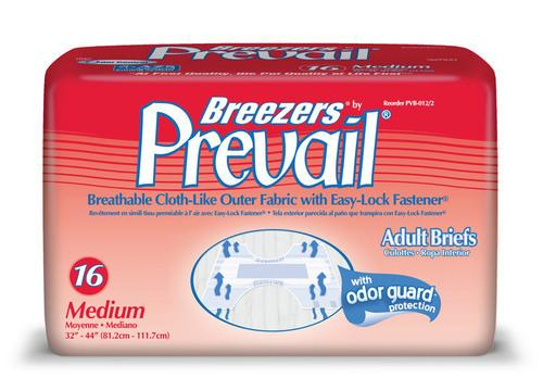 Breezers by Prevail, Brief - BC MedEquip Home Health Care