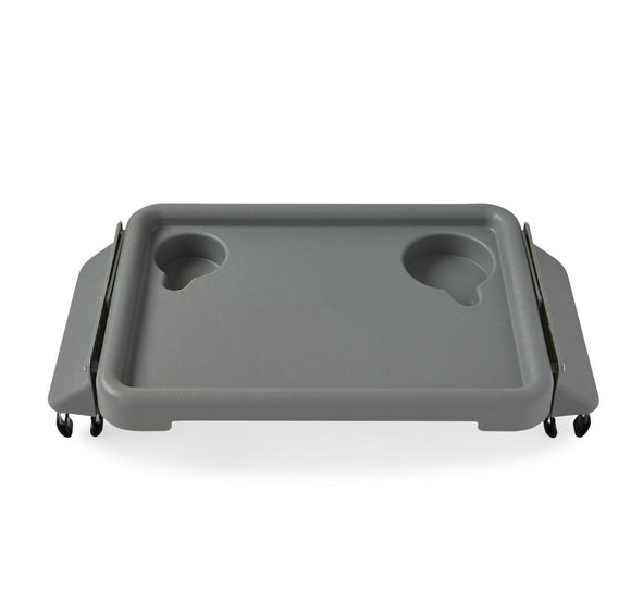 Carrying Fliptray Grey - BC MedEquip Home Health Care