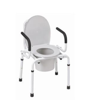 Rental Commode Standard...starting at $70/month - BC MedEquip
