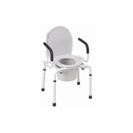 Drop Arm Commode - BC MedEquip