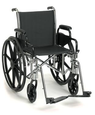 Rental Wheelchair Lightweight....starting at $125/month - BC MedEquip Home Health Care