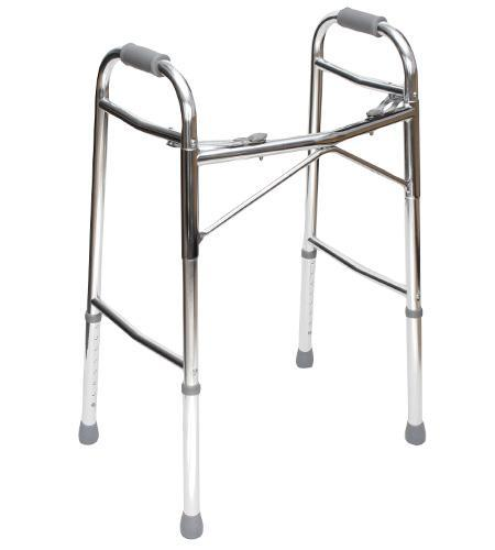 4 Point Folding Frame Walker -Adult - BC MedEquip Home Health Care