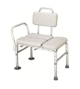 Bath Transfer Bench Padded - BC MedEquip Home Health Care