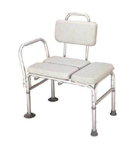 Rental Bath Transfer Bench Padded...starting at $60/month - BC MedEquip