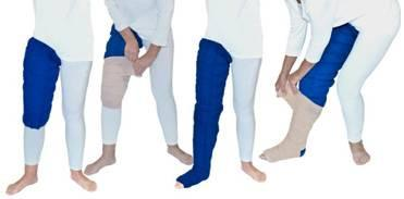 Caresia Thigh and Full Leg Combo   **CONTACT US FOR PRICING/OPTIONS - BC MedEquip Home Health Care