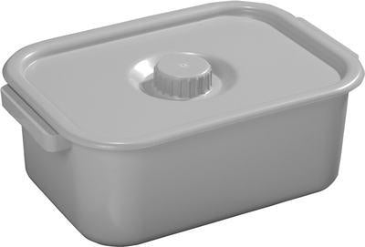 Bariatric Commode Bucket and Cover 11109 - BC MedEquip Home Health Care