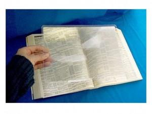 FULL PAGE MAGNIFIER - BC MedEquip Home Health Care