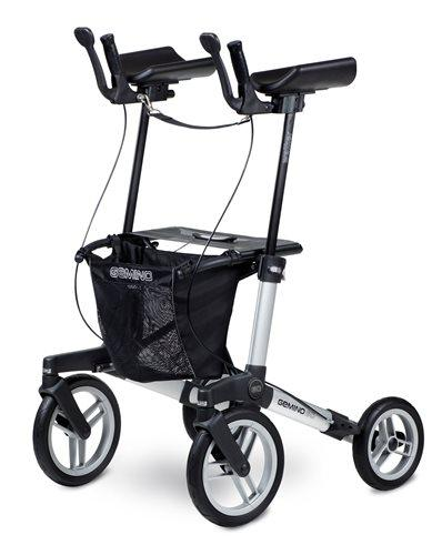 Gemino 60 Walker Rollator - BC MedEquip Home Health Care
