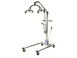 Hoyer® Hydraulic Lifter with 6 Point Cradle - BC MedEquip Home Health Care