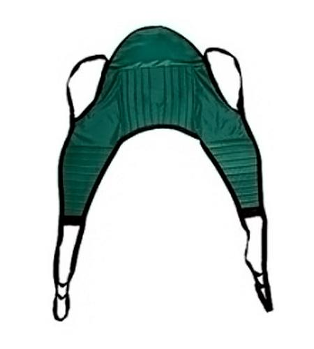 Hoyer® Padded U-Sling with Head Support - BC MedEquip Home Health Care