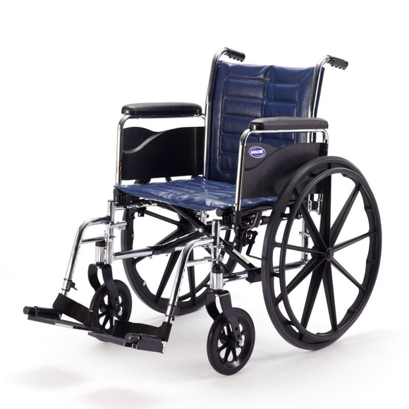 Invacare Tracer EX2 Manual Wheelchair - BC MedEquip Home Health Care
