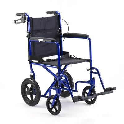 Invacare® Lightweight Aluminum Transport Chair (19