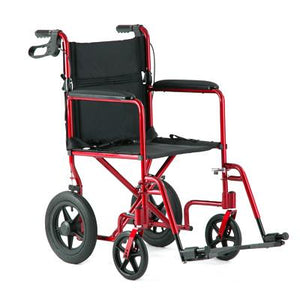 Rental Invacare® Lightweight Aluminum Transport Chair...starting at $75/month - BC MedEquip Home Health Care