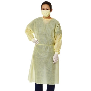Isolation Gowns - Standard Gown - BC MedEquip Home Health Care