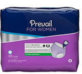Prevail Underwear for Women *SOLD BY CASE ONLY - BC MedEquip Home Health Care