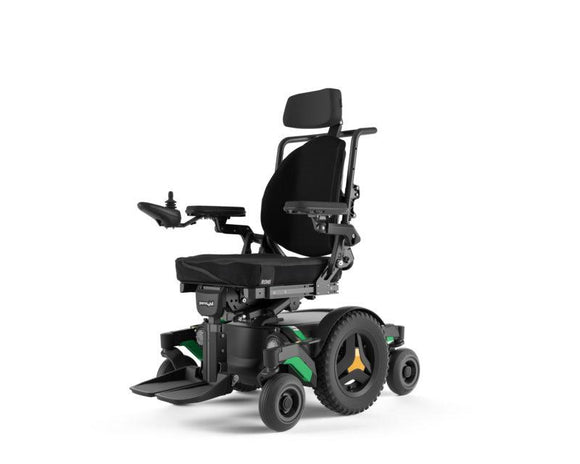 M1 Mid-Wheel Drive Power Wheelchair - BC MedEquip Home Health Care