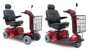 Pride Mobility Celebrity® DX & LR Scooter - BC MedEquip Home Health Care